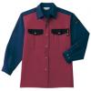 まいど屋人気商品1位の商品「ベスト長袖ペアシャツ[E391]」を見る