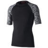 BT冷感・消臭パワーストレッチ半袖クルーネックシャツ