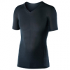 BT冷感・消臭パワーストレッチ半袖Vネックシャツ