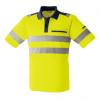 まいど屋人気商品2位の商品「旭蝶繊維高視認半袖ポロシャツ[E784]」を見る