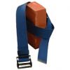 まいど屋人気商品5位の商品「コヅチナイロンスライドバックルベルト 巾48mm 紺[NB-54]」を見る