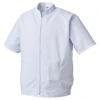 アタックベース 半袖白衣ブルゾン(空調風神服) [005]