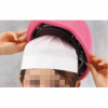 使い捨て用紙帽子