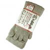 まいど屋人気商品4位の商品「おたふく手袋絹のちから5本指靴下3足組(グレー)[S-293]」を見る