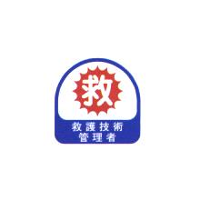 トーヨーセフティー ヘルメット用ステッカー(2枚入) [68-019]