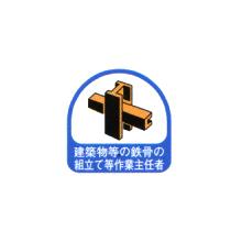 トーヨーセフティー ヘルメット用ステッカー(2枚入) [68-026]